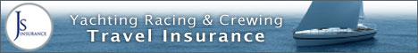 Yachting (Racing / Crewing) Travel Insurance
