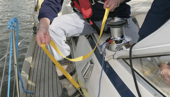 Sailing Tether
