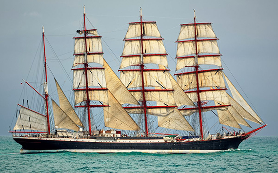 Tall Ship Sailing Travel Insurance