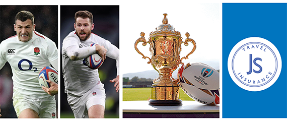 Rugby World Cup 2019 Travel Insurance | JS Insurance