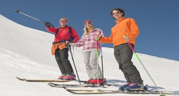 Your Ski Trip – Fitness Guidelines | JS Travel Insurance