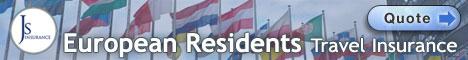 European Resident Travel Insurance
